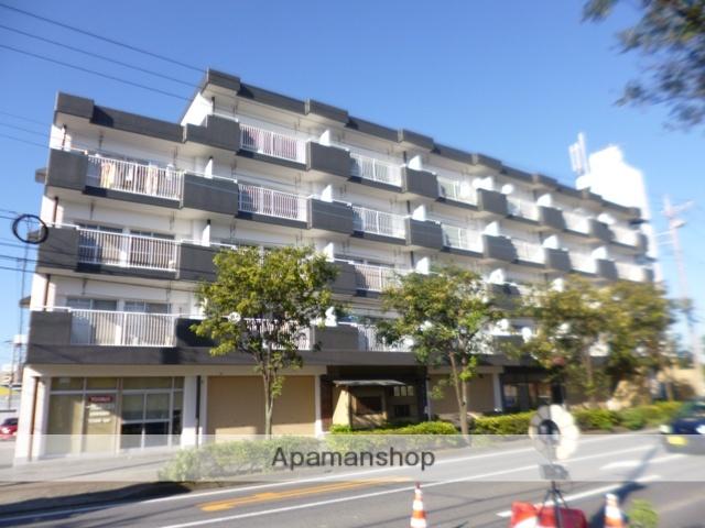 群馬県太田市、太田駅徒歩28分の築31年 5階建の賃貸マンション