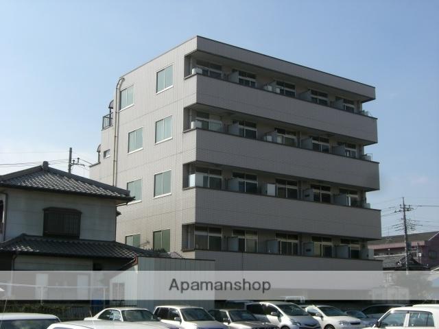 群馬県太田市、太田駅徒歩17分の築23年 5階建の賃貸マンション