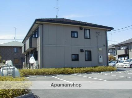 群馬県太田市、西小泉駅徒歩31分の築16年 2階建の賃貸アパート