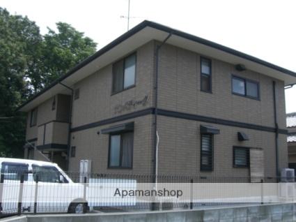 群馬県太田市、太田駅徒歩33分の築16年 2階建の賃貸アパート