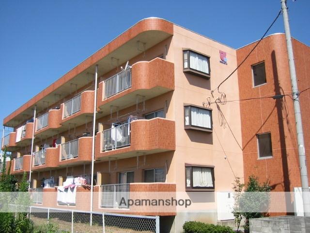 群馬県太田市、太田駅徒歩20分の築20年 3階建の賃貸マンション