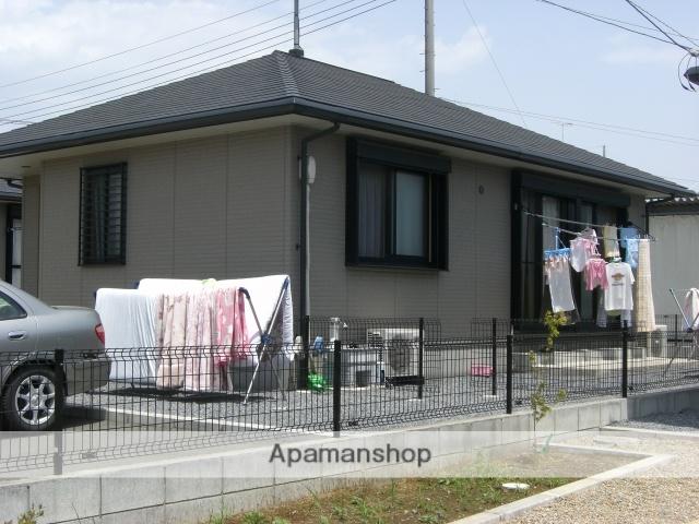 群馬県太田市の築14年 1階建の賃貸一戸建て