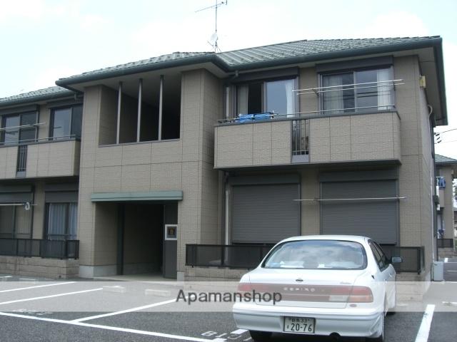 群馬県太田市、竜舞駅徒歩25分の築16年 2階建の賃貸アパート