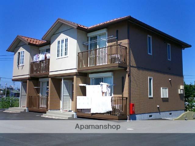 群馬県太田市、太田駅徒歩28分の築12年 2階建の賃貸アパート