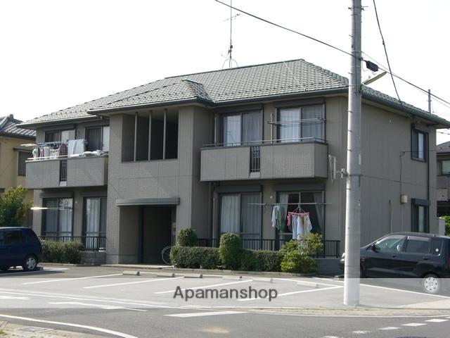 群馬県太田市、西小泉駅徒歩40分の築18年 2階建の賃貸アパート