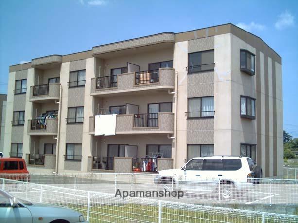 群馬県太田市の築18年 3階建の賃貸マンション
