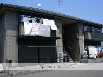 群馬県太田市、細谷駅徒歩32分の築20年 2階建の賃貸アパート