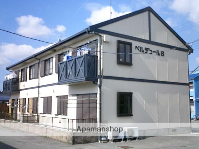 群馬県太田市、細谷駅徒歩26分の築23年 2階建の賃貸アパート