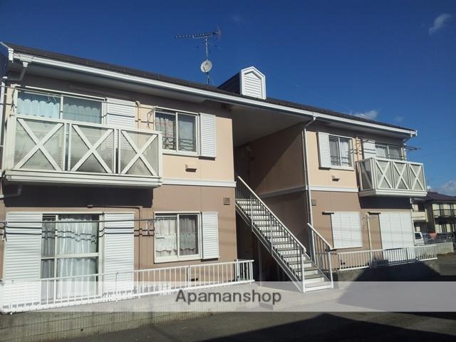 群馬県太田市、細谷駅徒歩35分の築24年 2階建の賃貸アパート
