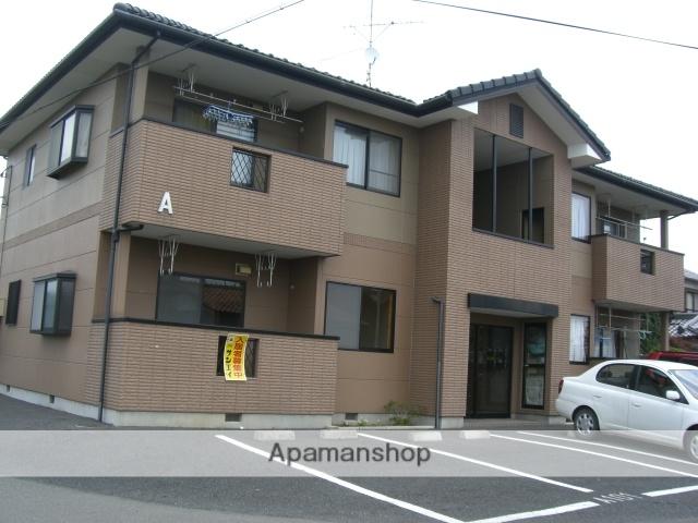 群馬県太田市、竜舞駅徒歩28分の築17年 2階建の賃貸アパート