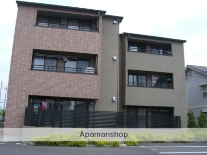 群馬県太田市、太田駅徒歩24分の築13年 3階建の賃貸アパート