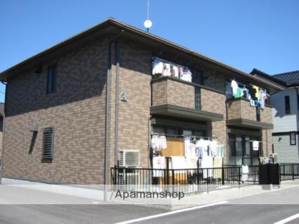 群馬県太田市、太田駅徒歩61分の築13年 2階建の賃貸アパート