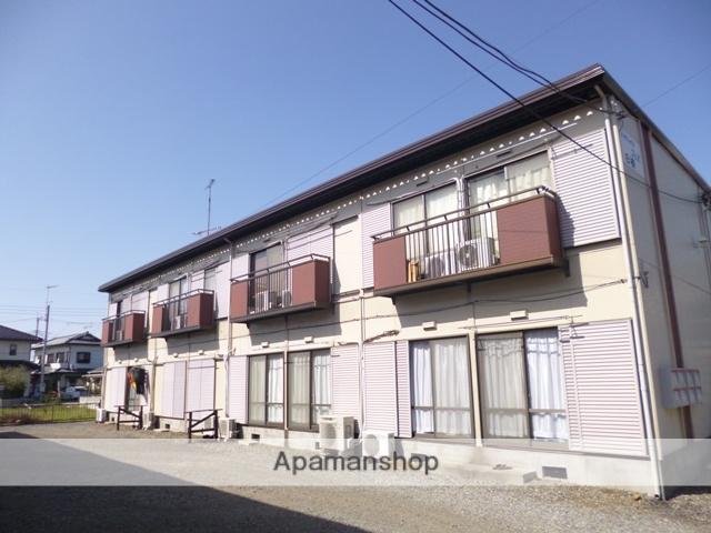 群馬県太田市、韮川駅徒歩5分の築30年 2階建の賃貸アパート