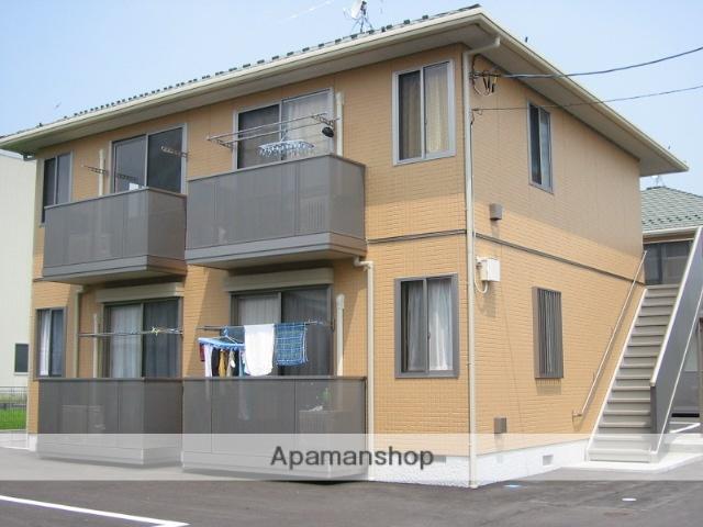 群馬県太田市、竜舞駅徒歩25分の築12年 2階建の賃貸アパート