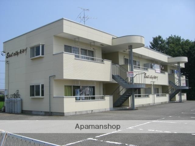群馬県太田市、竜舞駅徒歩17分の築26年 2階建の賃貸アパート