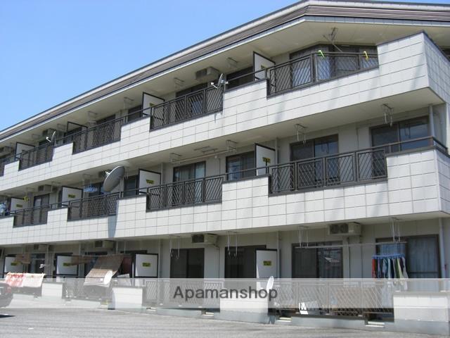 群馬県太田市、韮川駅徒歩11分の築24年 3階建の賃貸マンション