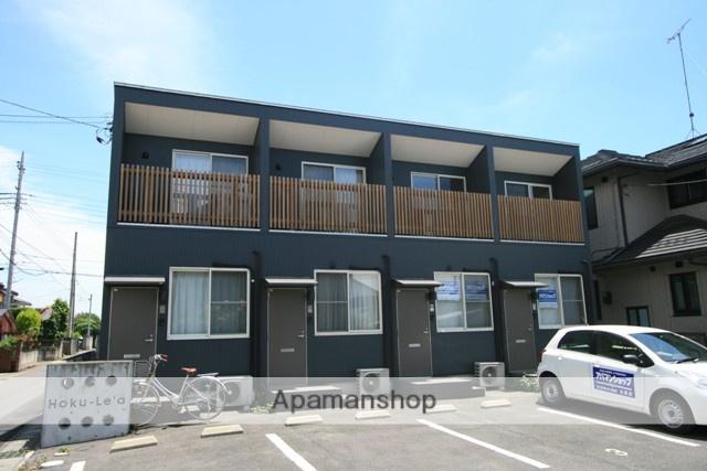 群馬県太田市、太田駅徒歩31分の築10年 2階建の賃貸アパート