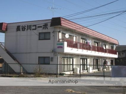 群馬県太田市の築30年 2階建の賃貸アパート