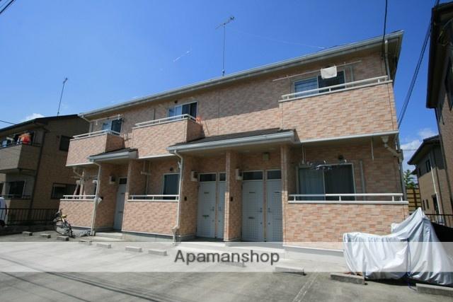 群馬県太田市、竜舞駅徒歩2分の築11年 2階建の賃貸アパート