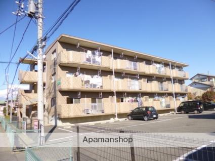 群馬県太田市、細谷駅徒歩32分の築17年 3階建の賃貸マンション