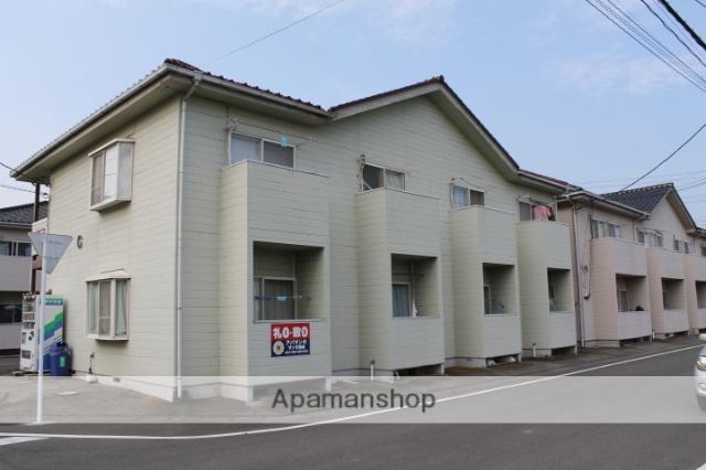 群馬県太田市、細谷駅徒歩35分の築19年 2階建の賃貸アパート