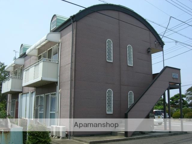 群馬県太田市、木崎駅徒歩4分の築21年 2階建の賃貸アパート