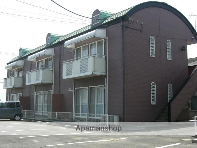 群馬県太田市、細谷駅徒歩28分の築20年 2階建の賃貸アパート