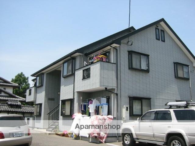 群馬県太田市、細谷駅徒歩20分の築19年 2階建の賃貸アパート