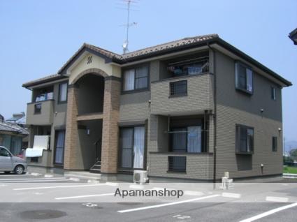 群馬県太田市、山前駅徒歩25分の築12年 2階建の賃貸アパート