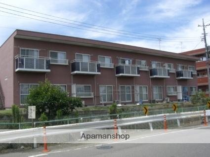 群馬県太田市、韮川駅徒歩9分の築22年 2階建の賃貸アパート