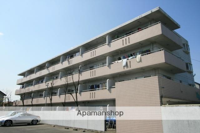 群馬県太田市の築29年 4階建の賃貸マンション