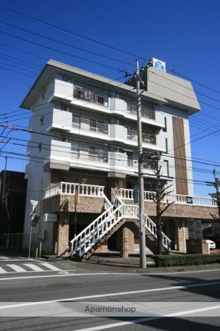 群馬県太田市、太田駅徒歩10分の築39年 5階建の賃貸マンション