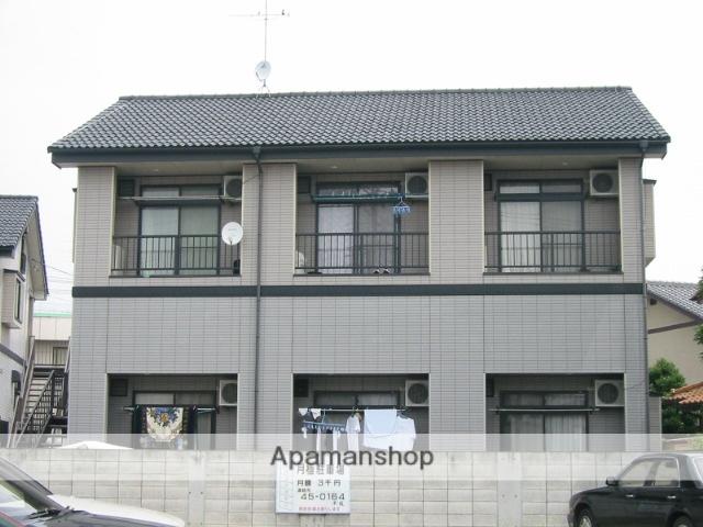 群馬県太田市、竜舞駅徒歩25分の築18年 2階建の賃貸アパート
