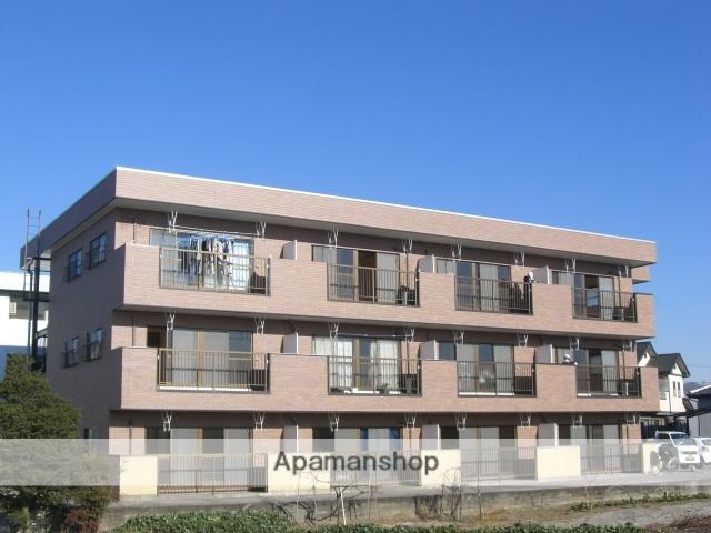 群馬県太田市、治良門橋駅徒歩7分の築32年 3階建の賃貸アパート