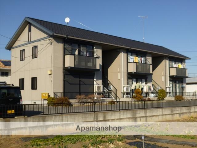 群馬県太田市、三枚橋駅徒歩9分の築19年 2階建の賃貸アパート