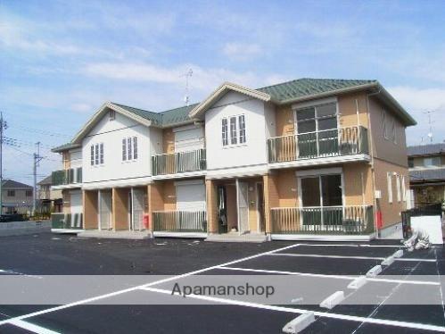 群馬県太田市、竜舞駅徒歩31分の築12年 2階建の賃貸アパート