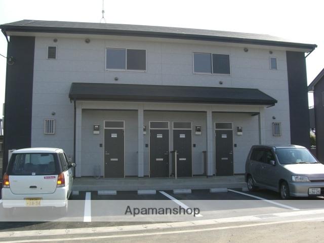 群馬県太田市、細谷駅徒歩25分の築10年 2階建の賃貸アパート