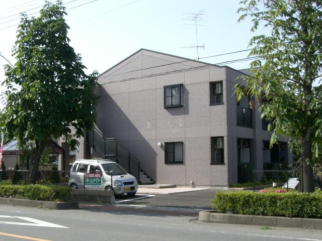 群馬県邑楽郡大泉町、西小泉駅徒歩27分の築11年 2階建の賃貸アパート