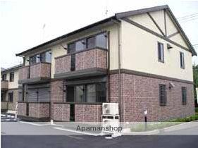 群馬県邑楽郡大泉町、西小泉駅徒歩17分の築12年 2階建の賃貸アパート