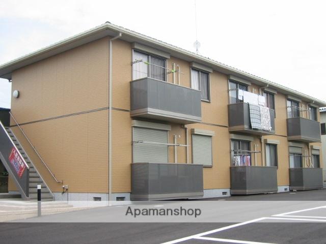 群馬県邑楽郡大泉町の築12年 2階建の賃貸アパート