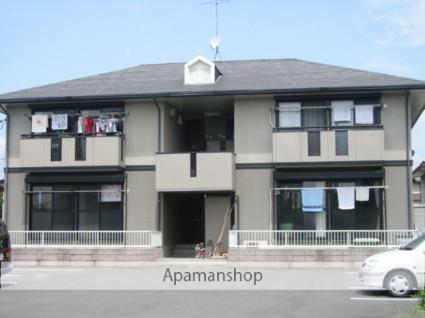 群馬県邑楽郡大泉町の築20年 2階建の賃貸アパート