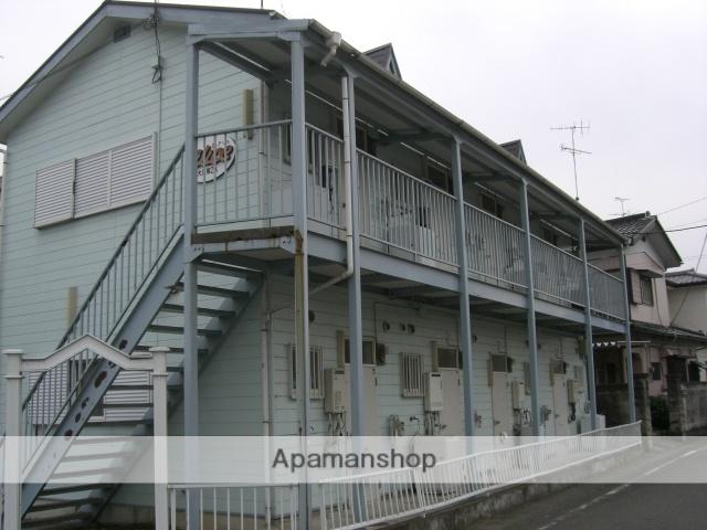 群馬県邑楽郡大泉町の築27年 2階建の賃貸アパート