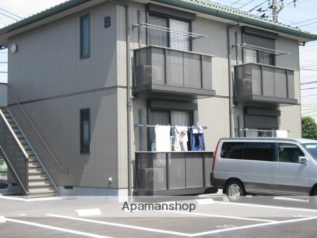 群馬県邑楽郡大泉町の築11年 2階建の賃貸アパート
