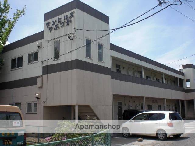 群馬県太田市、藪塚駅徒歩10分の築19年 2階建の賃貸アパート