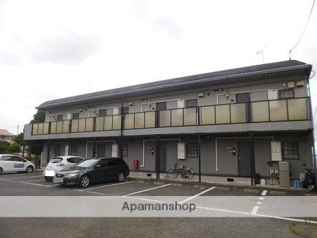 群馬県太田市、藪塚駅徒歩5分の築18年 2階建の賃貸アパート