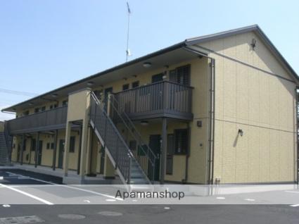 群馬県太田市、細谷駅徒歩17分の築10年 2階建の賃貸アパート