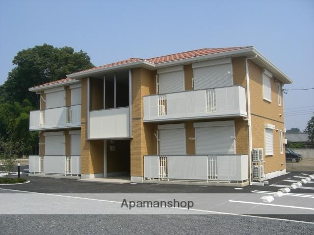 群馬県太田市、治良門橋駅徒歩40分の築10年 2階建の賃貸アパート