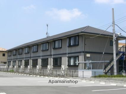 群馬県太田市、太田駅徒歩35分の築18年 2階建の賃貸アパート