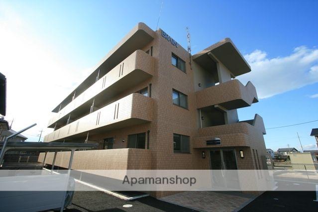 群馬県太田市、木崎駅徒歩32分の築9年 3階建の賃貸マンション