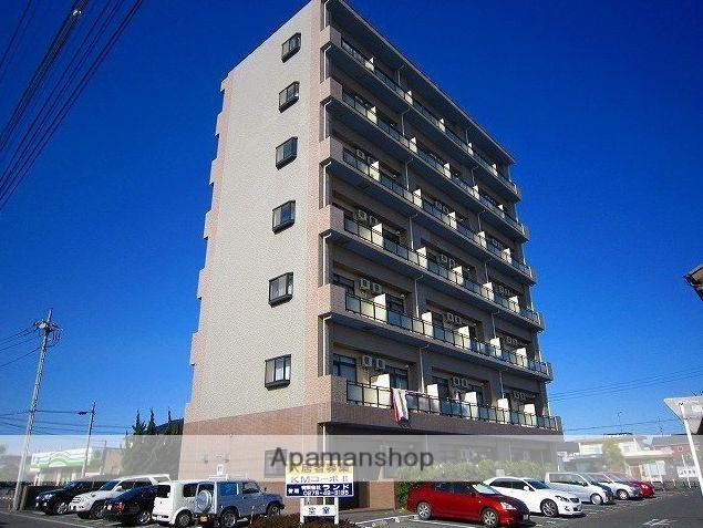 群馬県太田市、太田駅徒歩17分の築15年 7階建の賃貸マンション